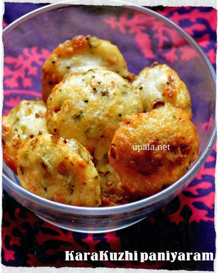 Thinai Saamai kara kuzhipaniyaram-chettinadu special