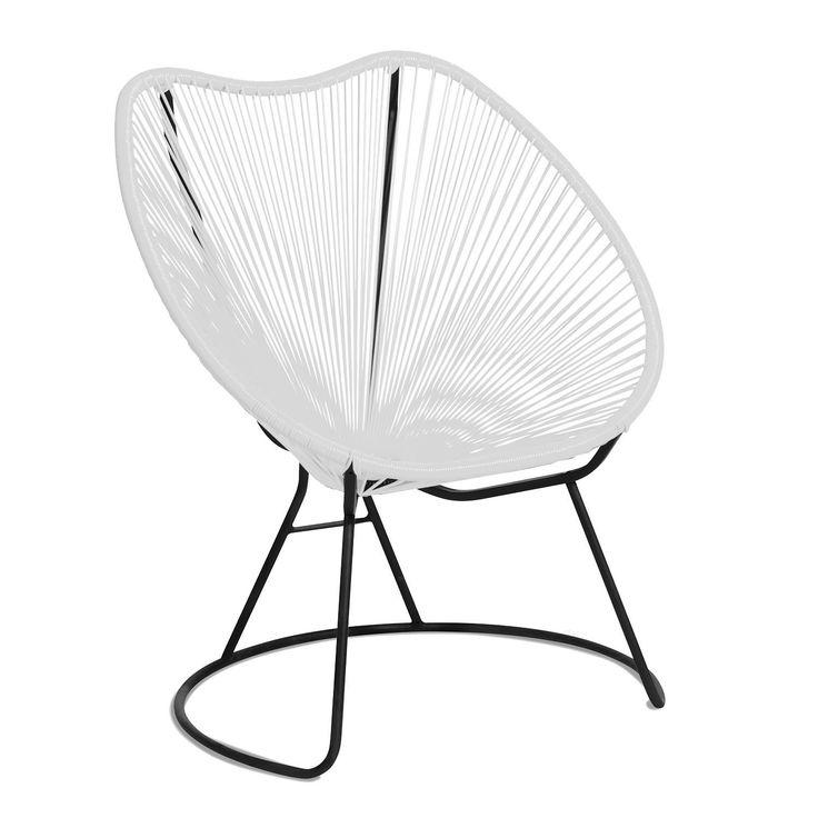 Silla ACAPULCO MOON (Sillas Icono del Diseño) - Acapulco Sillas de diseño, mesas de diseño, muebles de diseño, Modern Classics, Contemporary Designs...