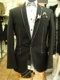 The suit is the product of 600 man hours and only three will be made. It's priced at £599,000 or just under US $900,000.