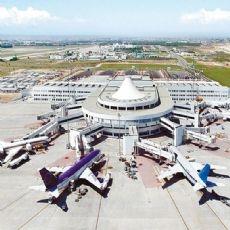 Antalya Airport Turkey