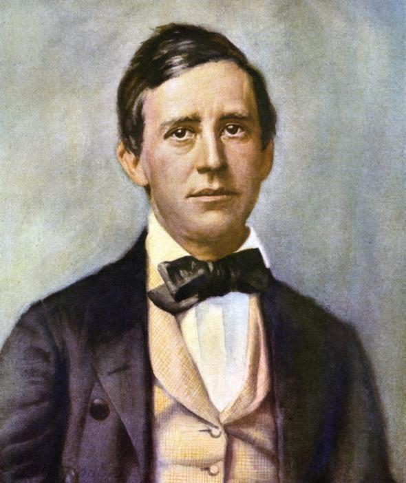 """Stephen Foster, composer of """"Swanee River"""" and """"Beautiful Dreamer,""""dies flat broke in a New York charity hospital, on Jan. 13, 1864."""