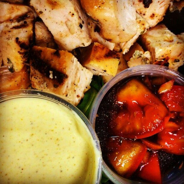 Brickell Food Delivery Service