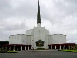 . Santuario de Knock Irlanda