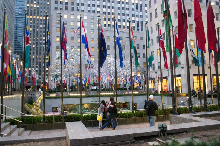 Rockerfeller Plaza