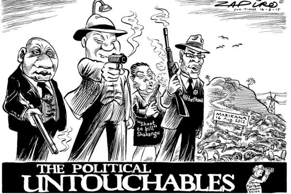 Zapiro: Untouchables - Mail & Guardian