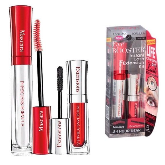 Physicians Formula Eye Booster Extension Mascara Physician's Formula Eye Booster Instant Lash Extension Kit,