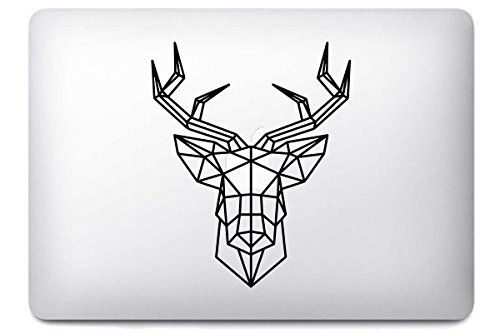 Origami Deer Cerf par i-Sticker : Stickers autocollant MacBook Pro Air décoration ordinateur portable Mac Apple - https://streel.be/origami-deer-cerf-par-i-sticker-stickers-autocollant-macbook-pro-air-decoration-ordinateur-portable-mac-apple/