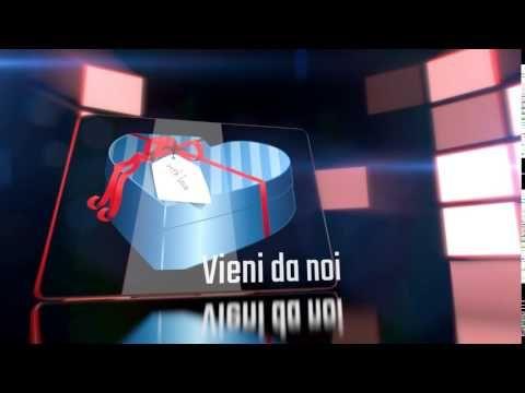 xmas ipad app mockup - YouTube