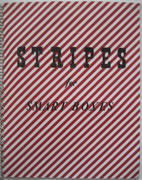 Stripes - Ashley Havinden
