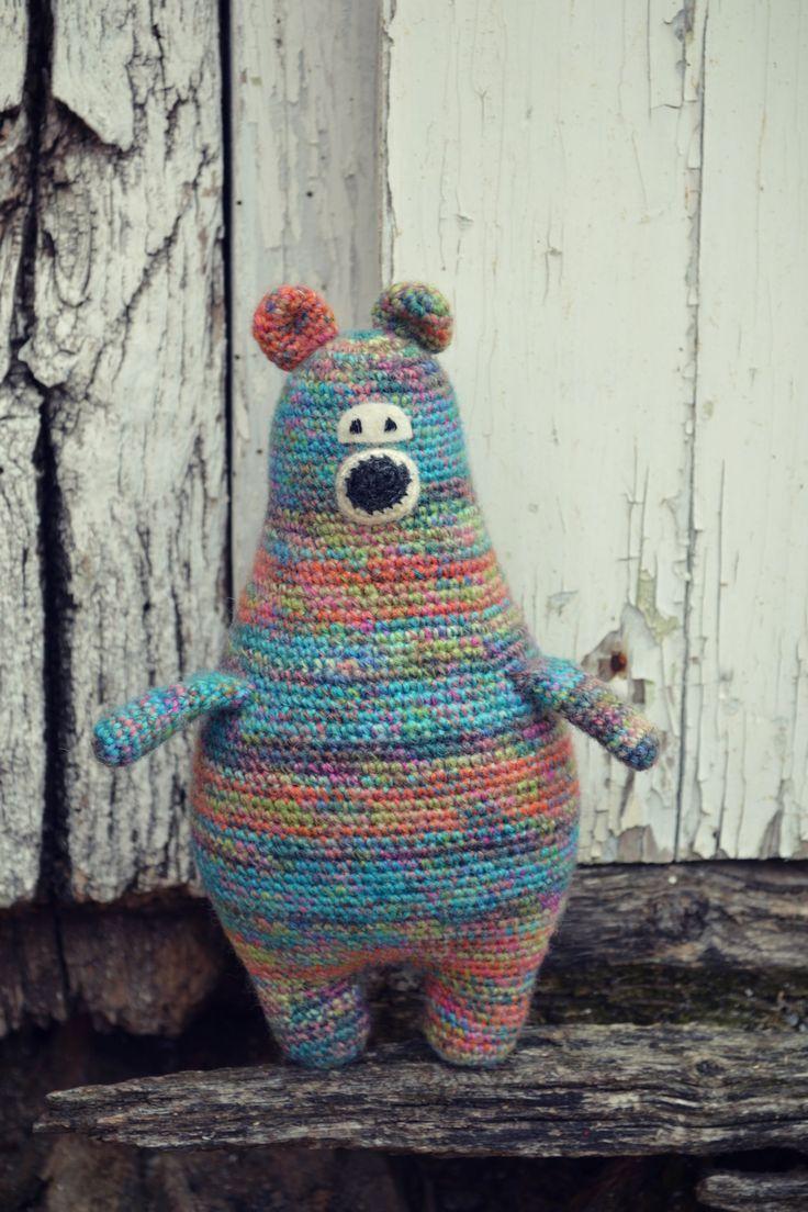 #amigurumi #crochet #toycrochet #amigurumicrochet #crochet bear