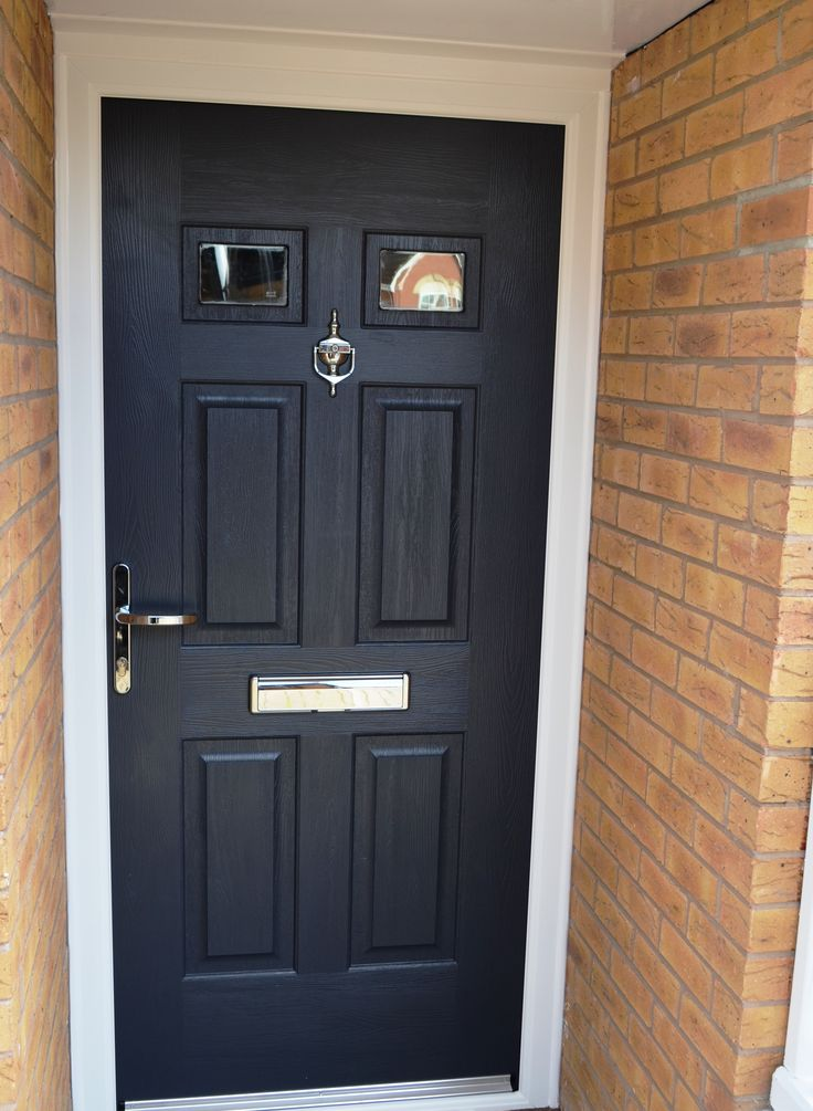 Anthracite Grey Regency Rockdoor Http Www