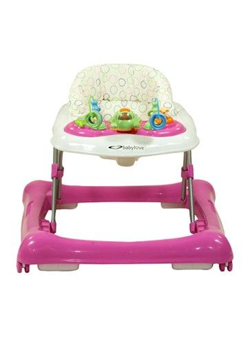 Buy Babylove Jazz Walker - Pink by Babylove online and browse other products in our range. Baby & Toddler Town Australia's Largest Baby Superstore. Buy instore or online with fast delivery throughout Australia.