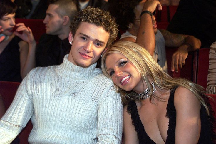Justin Timberlake and Britney Spears in 2000 | Flashback to When ...