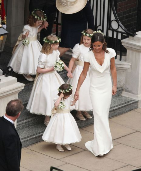 most beautiful celebrity bridesmaid dresses of all the time royal