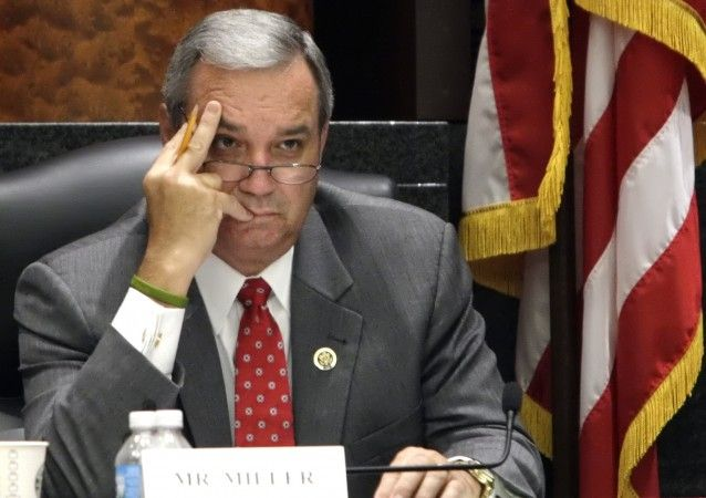 Florida congressman: If humans cause climate change, then 'why did the dinosaurs go extinct?'
