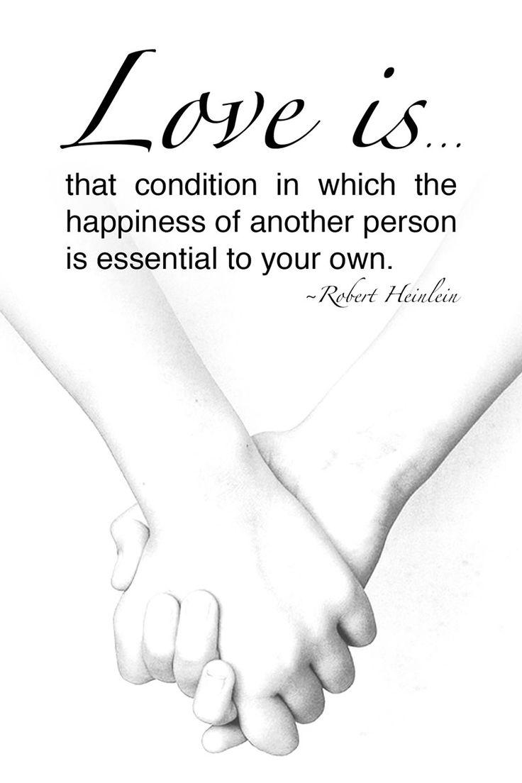 Free Printable Love Quote Robert Heinlein lovequote