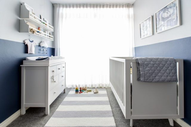 7 tips for setting up your nursery by decorator Briar Stanley - The Interiors…