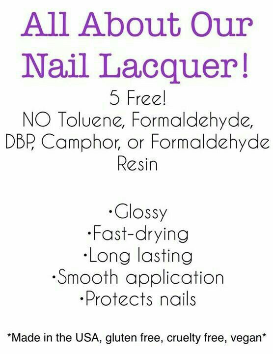 Jamberry lacquer is the best!  Www.mtnmamajams.jamberrynails.net