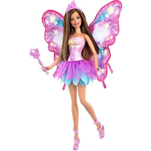 barbie fairy doll