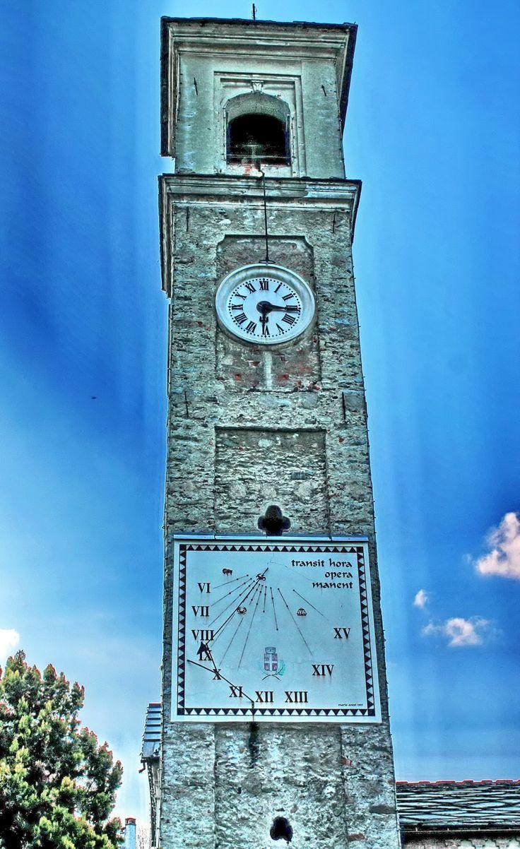 LANZO TORINESE (Piemonte) - Italy - Chiesa di Santa Croce - by Guido Tosatto