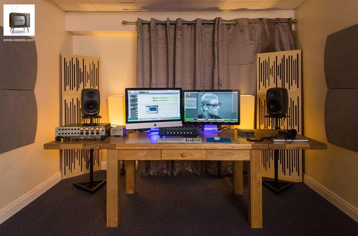 288 best images about home studio setups on pinterest home recording studios dj gear and. Black Bedroom Furniture Sets. Home Design Ideas