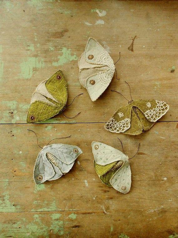 Schnittmuster / Motte oder Schmetterling PDF Nähen von willowynn