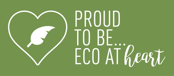Family Clean... proud to be Eco at Heart.