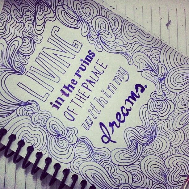 .@Jéssica Cirino | Finalizando o caderninho com chave de ouro! Aaaamo Lorde! | Team - #lorde | #... | Webstagram