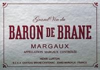 Baron de Brane - Château BRANE CANTENAC