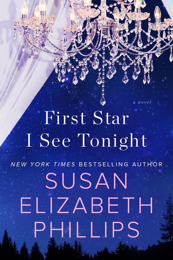 Exclusive Cover Reveal: 'first Star I See Tonight' By Susan Elizabeth  Phillips