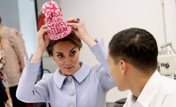 Gek of geweldig? Hertogin Kate nu ook als kleurboek | Beau Monde