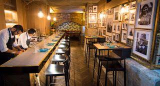Marzua: Mix de estilos en el restaurante Kokka, un íntimo ...
