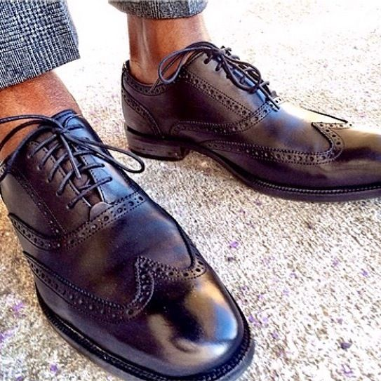 Cole Haan | wing tips done right