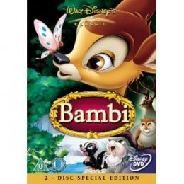 Disney's 'Bambi' DVD 2 Disc Special Edition #film gifts http://www.giftgenies.com/presents/disneys-bambi-dvd