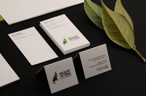 Wildlife Victoria - rebranding by Jin Bae