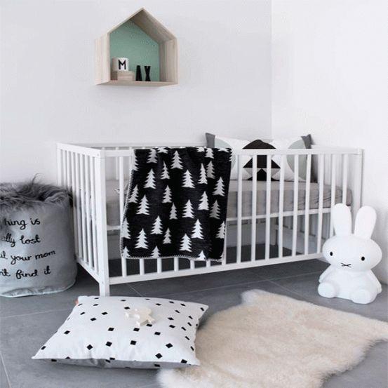 PINSPIRATION: 24 genderneutrale babykamers - Uit & th... (13)