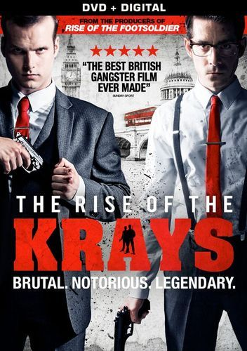 The Rise of the Krays [DVD] [2015]