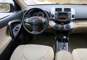 What you should know before buying Toyota RAV4 2006-2012:  fuel economy, problems