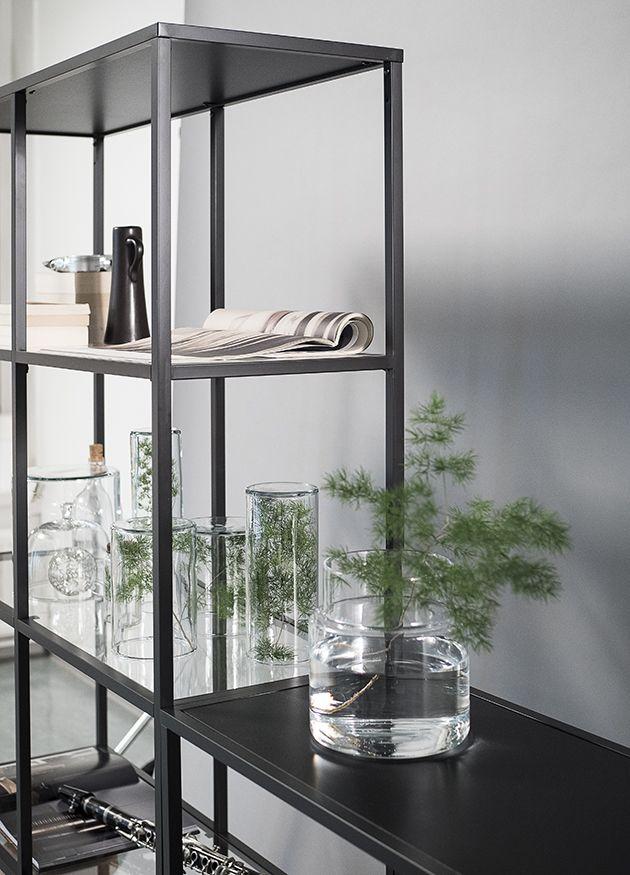 Palataan vielä viime keskiviikkoon. Halusin näyttää teille installaation, minkä suunnittelin ja toteutin IKEAn jouluiltaa vart...