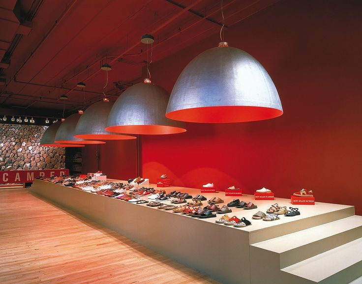 Ingo Maurer - XXL Dome innen rot