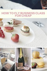 How to get a business class ticket for an economy ticket price in 4 easy steps. #affordableluxurytravel #luxurytravel #businessclass #flyfirstclass #flybusinessclass #firstclass #travel
