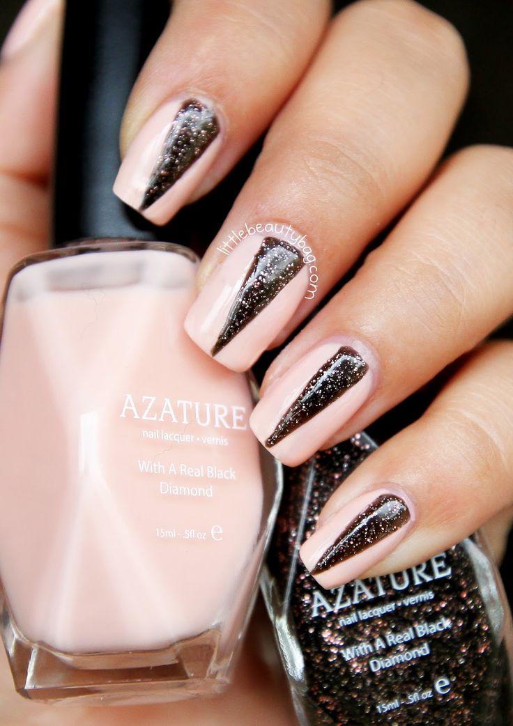 Little Beauty Bag: AZATURE Nail Polish - Swatches & Review