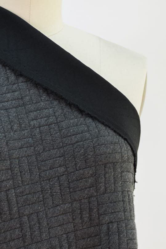 Copenhagen Quilted Knit