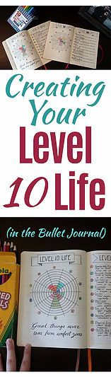Learn how to create your own Level 10 Life spread and how it can help you!
