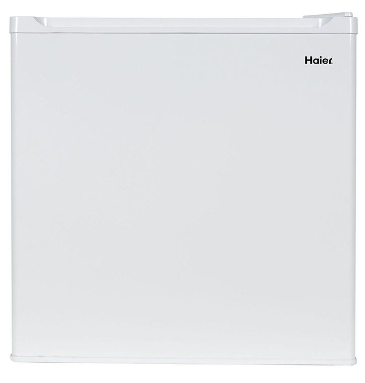 Compact Fridge Refrigerator Freezer Haier 1.7 Cubic Feet Energy Star Home White #Haier