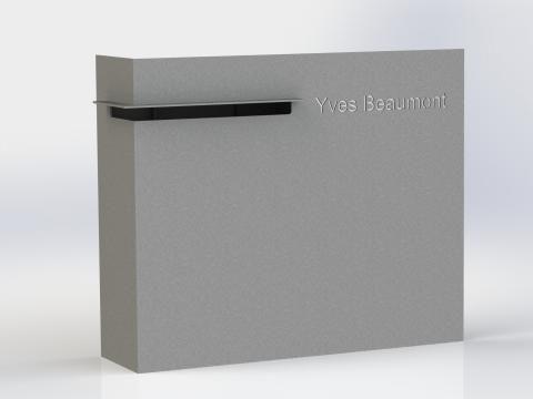 Penova brievenbus - Brievenbussen Semperfi