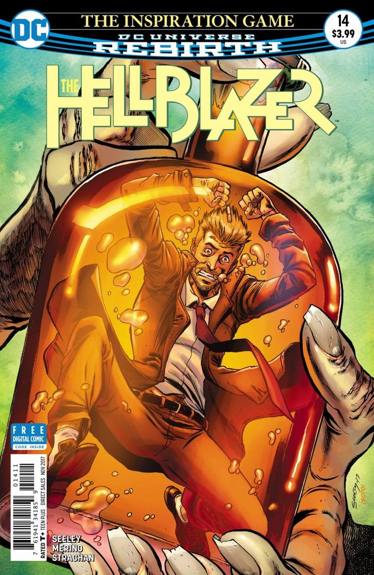 John persons comics for sale - Feast Your Eyes On Our Exclusive Preview Of The Hellblazer 14 Starring Our Favorite