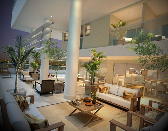 Apartamentos luxuosos decorados - http://dicasdecoracao.net/apartamentos-luxuosos-decorados/