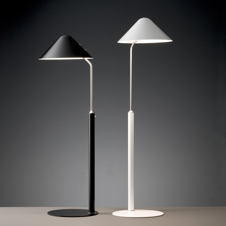 Floor VIP Floor Lamp from Carl Hansen & Son Design by Jørgen Gammelgaard. #lighting #design #interior #inredning
