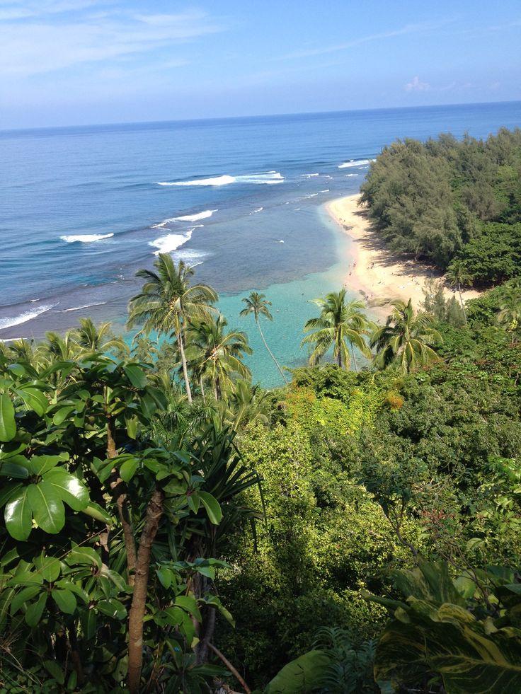 Our favorite place on the planet!!! Ke'e Beach, Kauai